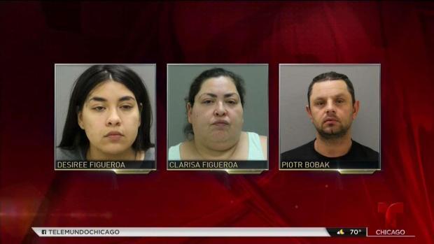 Acusados de matar a joven madre y extraerle su bebé