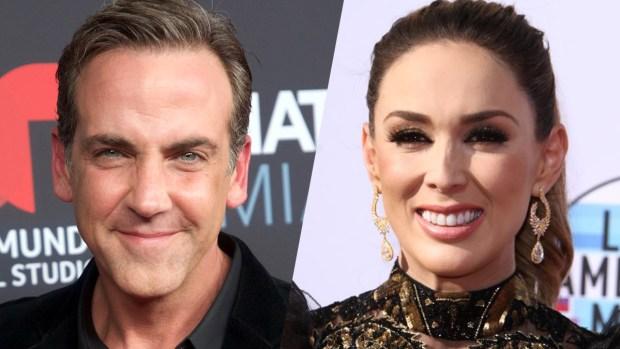Carlos Ponce y Jacqueline Bracamontes están listos para Miss Universo