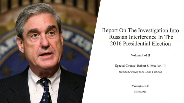 [TLMD - NATL] Mueller aparece en público días después de la publicación de polémico informe