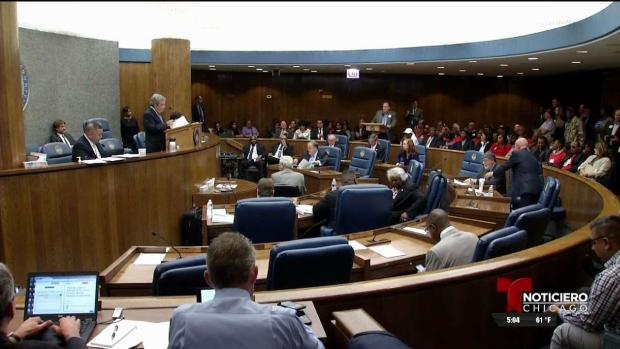[TLMD - Chicago] Comité vota a favor de cancelar impuesto a bebidas azucaradas