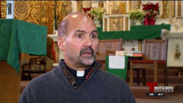 Continúa la huelga de hambre de sacerdote por los 'dreamers'