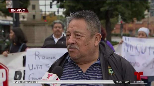 Critican al gobernador de IL por comentario anti inmigrante