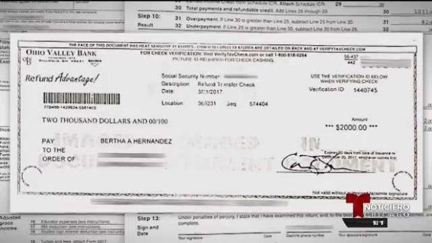 Demandan por fraude a preparadora de impuestos en Chicago