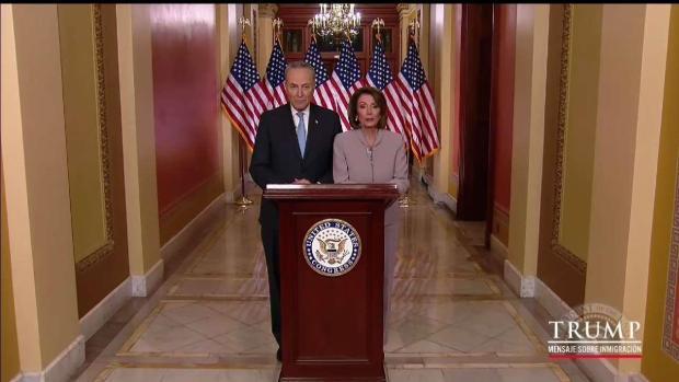 [TLMD - LV] Demócratas responden a discurso de Trump