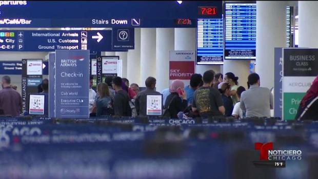 Entran en vigor medidas más estrictas para viajar