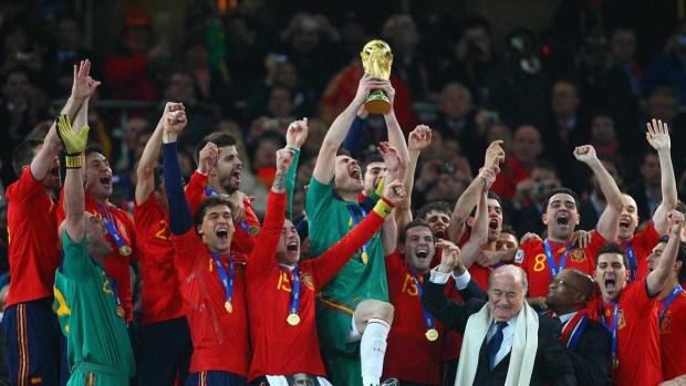 """[World Cup 2018 PUBLISHED] España funde su """"vieja guardia"""" con sangre nueva"""