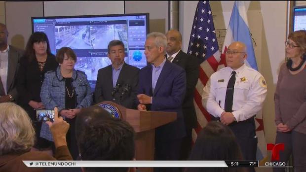 [TLMD - Chicago] Expandirán uso de tecnología para combatir el crimen en Chicago