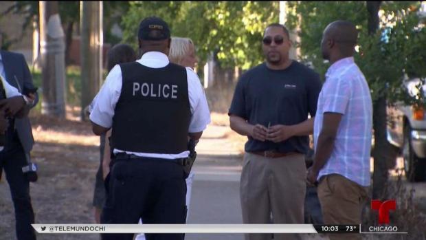 East Garfield Park pide un alto a la violencia