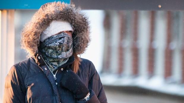 La ropa que debes usar para desafiar el brutal frío polar