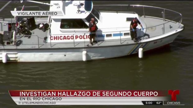 [TLMD - Chicago] Hallan segundo cuerpo en el río Chicago