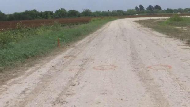 [TLMD - McAllen] Hombre muere tras ser baleado mientras corría cerca de la frontera