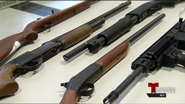 Difunden revelador estudio sobre el tráfico de armas en Chicago