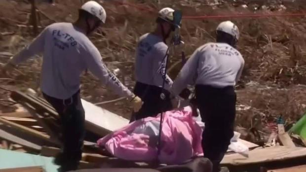 "[TLMD - MIA] Islas Ábaco siguen ""inundadas"" de cadáveres tras devastador Dorian"