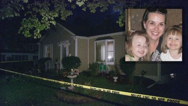 Sangriento hallazgo: padre se topa con esposa e hijitas muertas