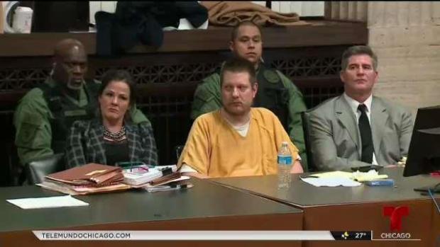 Jason Van Dyke es sentenciado a 81 meses de cárcel