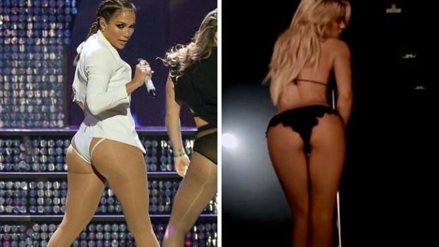 Jennifer López o Shakira: ¿quién es la latina más sexy?