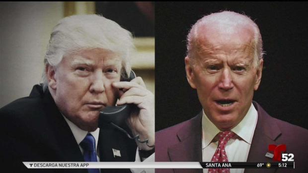 [TLMD - LV] Joe Biden pide juicio político para Trump