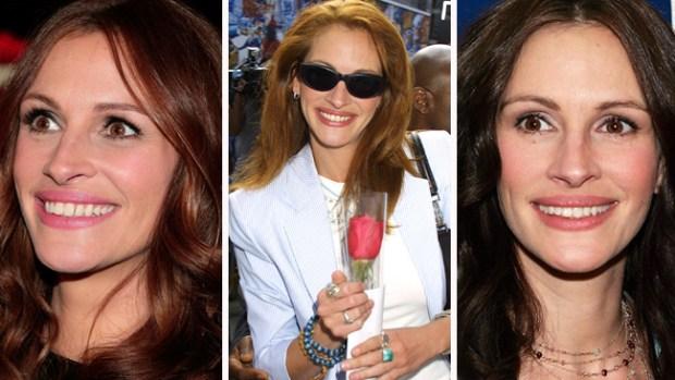 Julia Roberts: por quinta vez la más bella del mundo