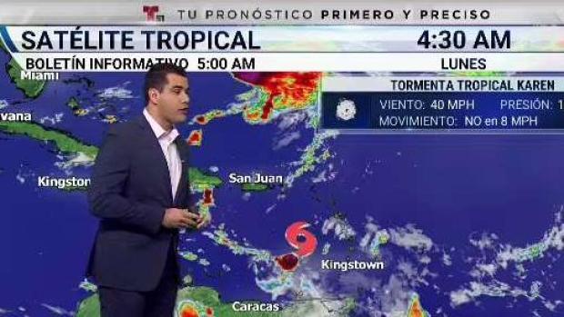 [TLMD - LV] Las tormentas en el Atlántico