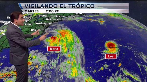 María se convierte en tormenta tropical