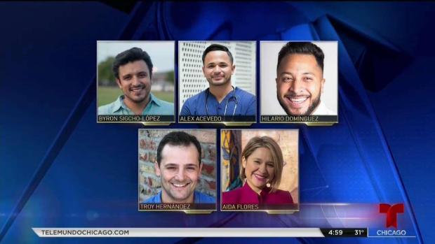 Cinco 'Millenials' se pelean la silla del concejal Danny Solís