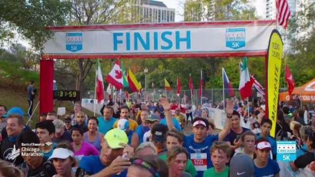 Entra en acción y corre un 5K previo al Bank of America Chicago Marathon