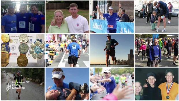 Hace historia prestigioso maratonista de Chicago