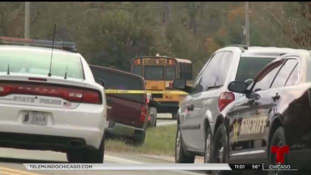 Mueren tres hermanos atropellados en Indiana
