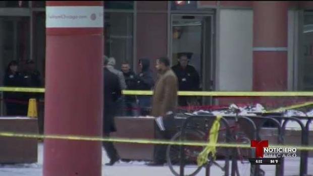[TLMD - Chicago] Muere baleado policía dentro del Thompson Center