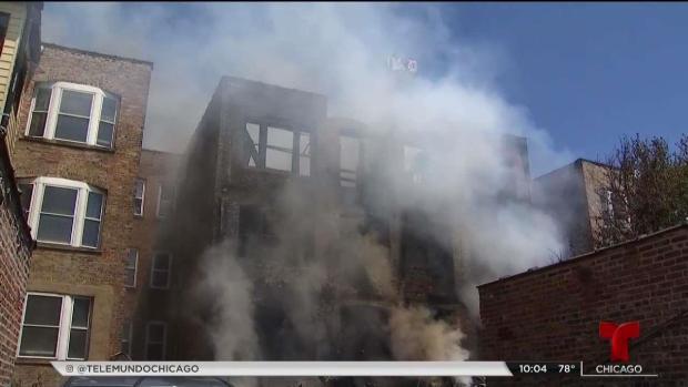 Incendio sospechoso cobra la vida de un niño al sur de Chicago