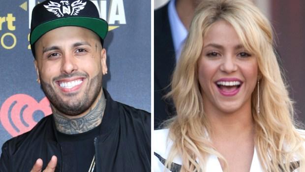 Shakira se convierte en locutora de radio para promocionar