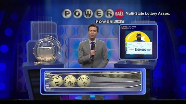 [TLMD - NATL] Los números del reciente sorteo del Powerball