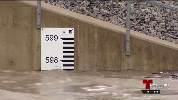 Preocupación ante posibles inundaciones en Indiana