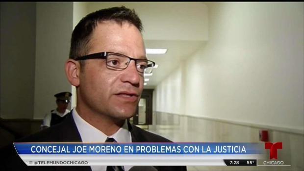 """Arrestan y acusan al concejal Proco """"Joe"""" Moreno"""