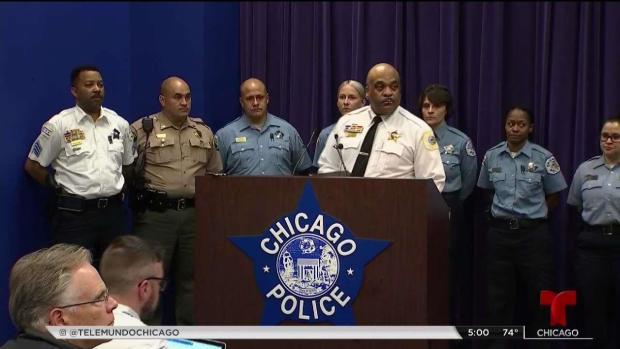 [TLMD - Chicago] Recompensa para capturar a sospechoso de balear a agente federal