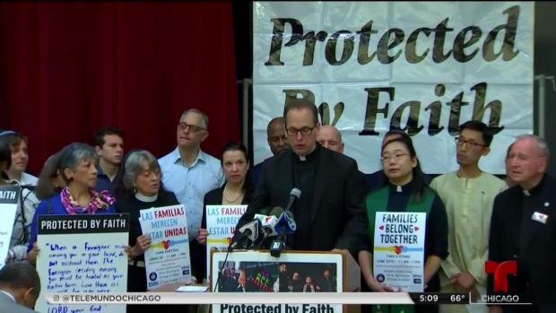 Religiosos en Chicago piden clemencia para niños inmigrantes