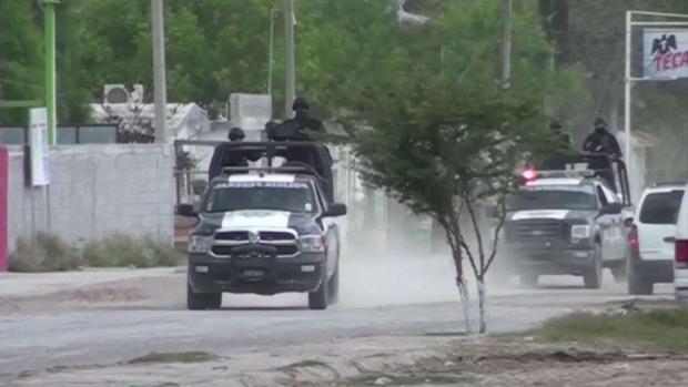 [TLMD - McAllen] Se paralizan sectores en Reynosa por bloqueos y balaceras