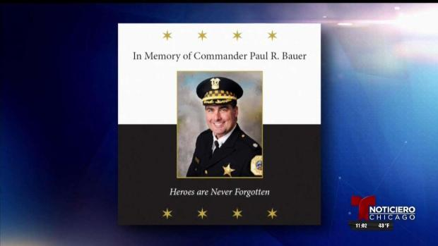 [TLMD - Chicago] Servicios fúnebres para comandante Paul Bauer