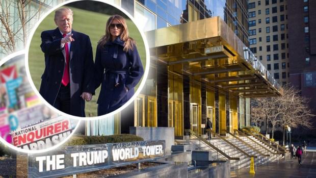 AP: el rumor sobre hijo ilegítimo de Trump y por qué portero recibió $30,000