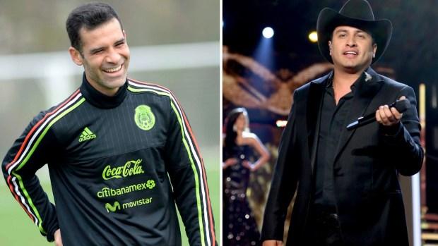 VENEZUELA: Nike revisa sus vículos con el futbolista Rafa Márquez