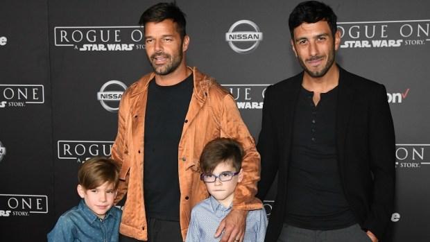 Conmovedor: el mensaje que Ricky Martin recibió de su hijo
