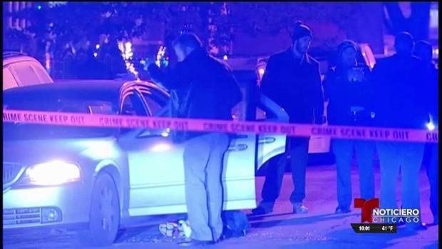 Asesinan a balas a dos personas en Chicago Lawn