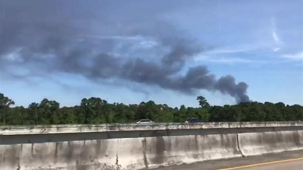 [TLMD - Houston] Explosión en Crosby