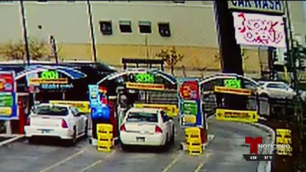 [TLMD - Chicago] Video capta mortal choque en Stony Island