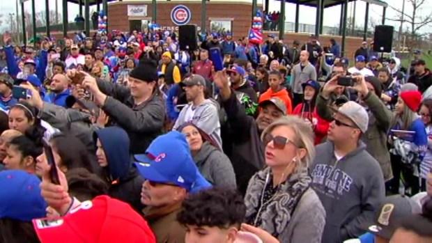 [TLMD - Chicago] Nombran calle en Chicago en honor al beisbolista Javier Báez