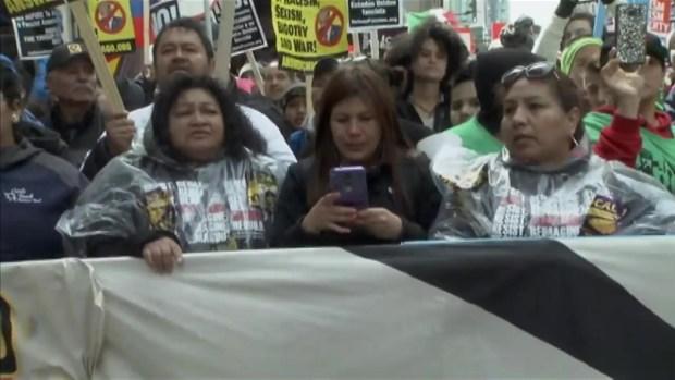 [TLMD - Chicago] Inmigrantes toman las calles de Chicago el 1º de mayo
