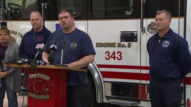 Abandonan recién nacido en estación de bomberos