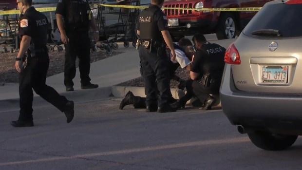 Video inédito de la escena de un aparente homicidio-suicidio en Orland Park