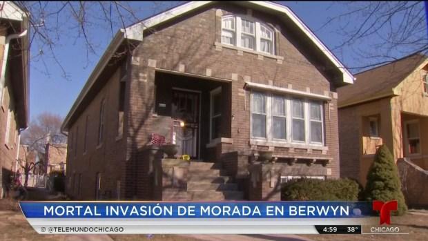 Policía investiga robo residencial y homicidio en Berwyn