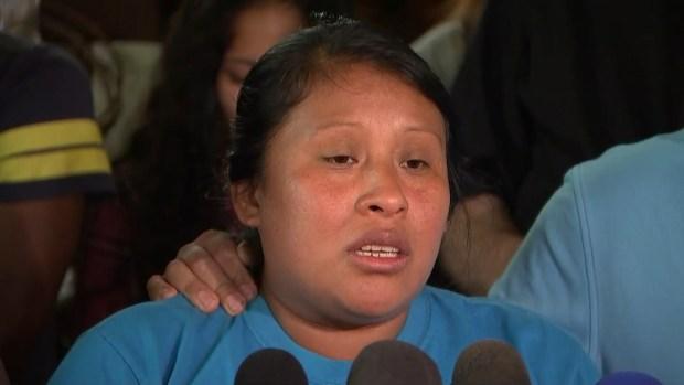 Madre ruega por ayuda para encontrar a su hijo César